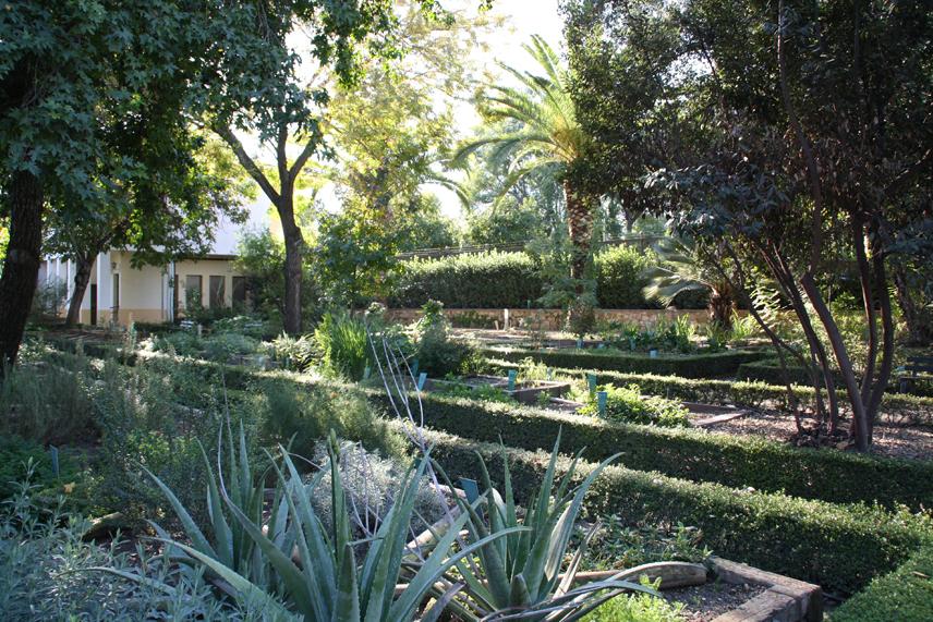Jardín Botánico de Córdoba - Turismo botánico