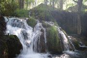 Cascada en la Sierra del Agua