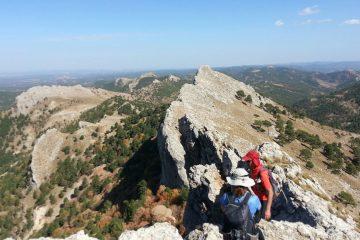 Cumbre de Las Almenaras