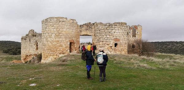 Castillo de Saelices