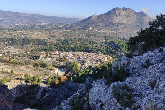 Valle del Frainós